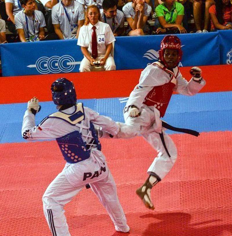 tamara robles taekwondo 2