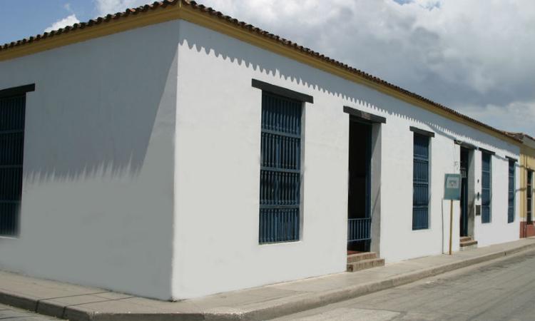 """Museo Casa Natal de Calixto García en Holguín donde se filmará parte de """"La conjura del silencio"""""""