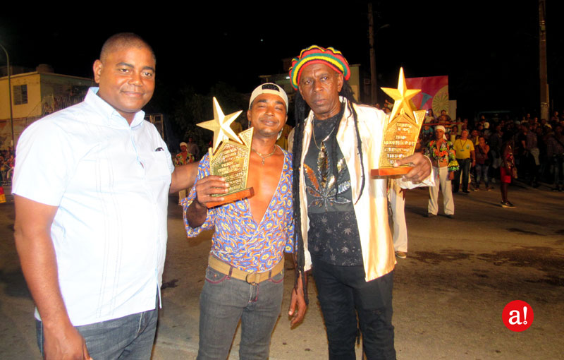 Carnaval premiacion Comp VAl