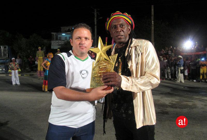 Carnaval premiacion Prensa
