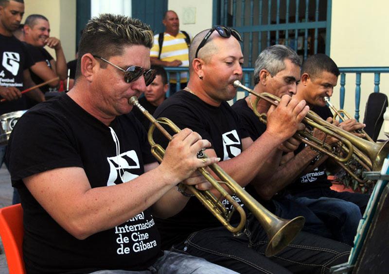 banda concierto Gibara