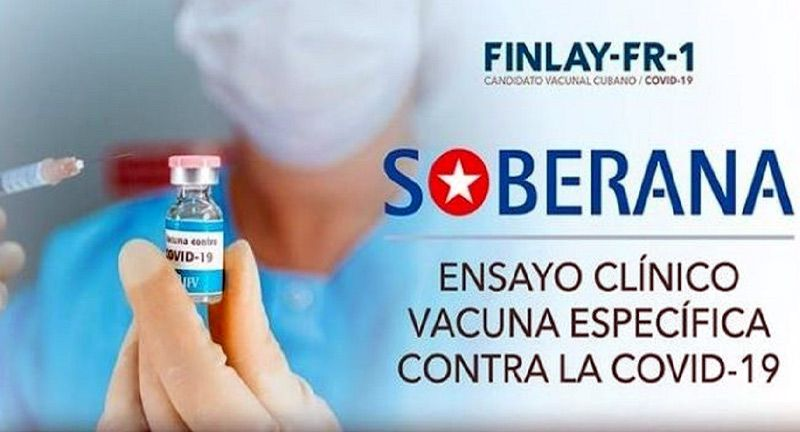Cuba presenta su candidato vacunal contra la Covid-19 ante la OPS/OMS