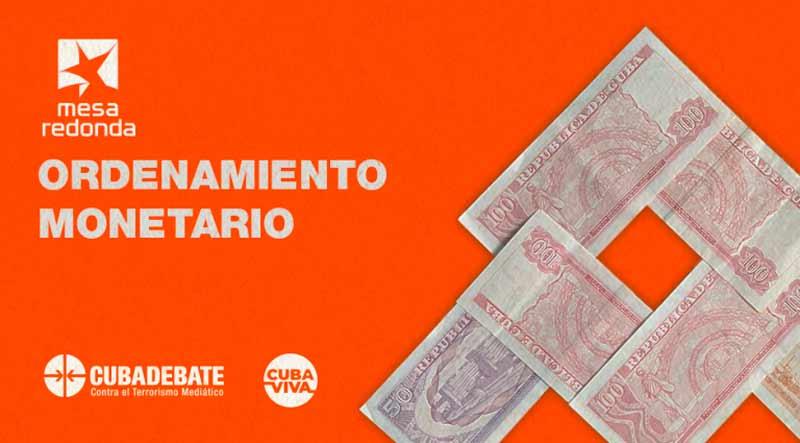 Cubanos reconocen beneficios del ordenamiento monetario