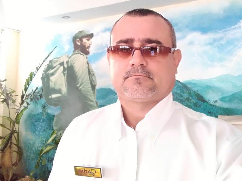 Garbo Drtor adjunto Holguin