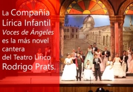 Voces de Ángeles se escuchan en Holguín